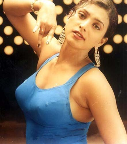 Telugu actress roja blue film