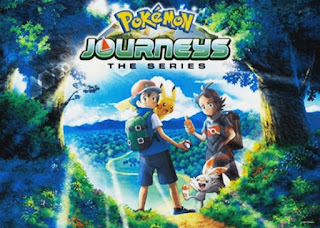 Pokemon Journe The Series