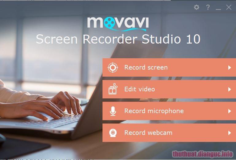 Download Movavi Screen Recorder Studio 10.4.0 Full Crack