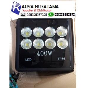 Jual Lampu Sorot LED 400 Watt MYTH 8 x 50 watt di Malang