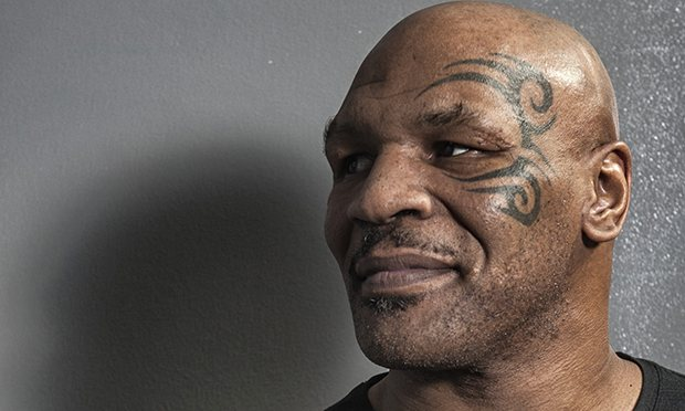 Toman fotos a la mansion abandonada de Mike Tyson