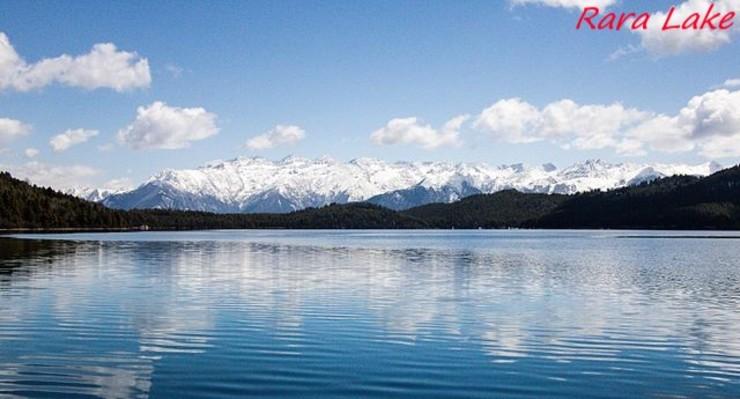 Rara Lake,Tourist Destination Western Nepal