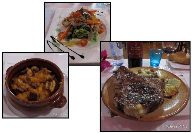 Gastronomia de Avila