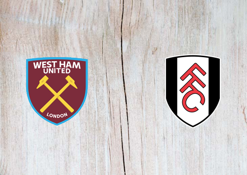 West Ham United vs Fulham -Highlights 07 November 2020