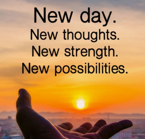Image of New Day Quotes