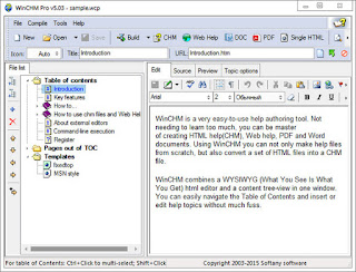 Softany WinCHM Pro 5.131 Full Patch