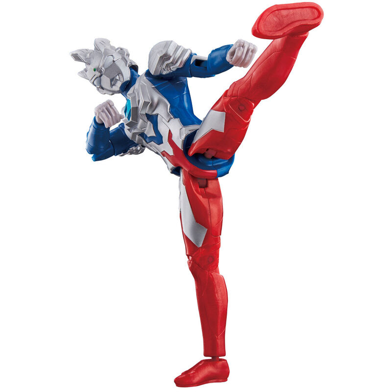 Ultra Action Figure Ultraman Z Alpha Edge Official Images ...