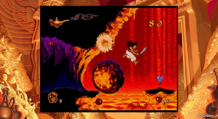 Games Aladdin and The Lion King PC Full Español