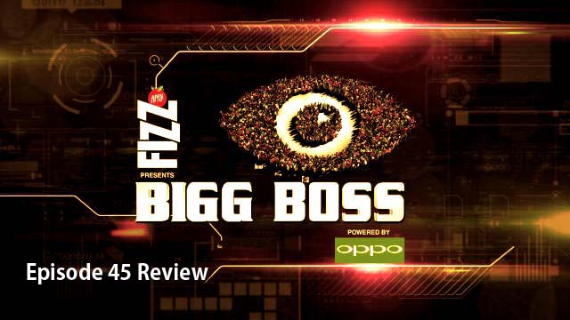 Bigg Boss 11  2017 Episode 45 Review And Updates