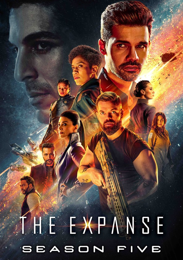The Expanse (2020 – 2021) Temporada 5 AMZN WEB-DL 1080p Latino