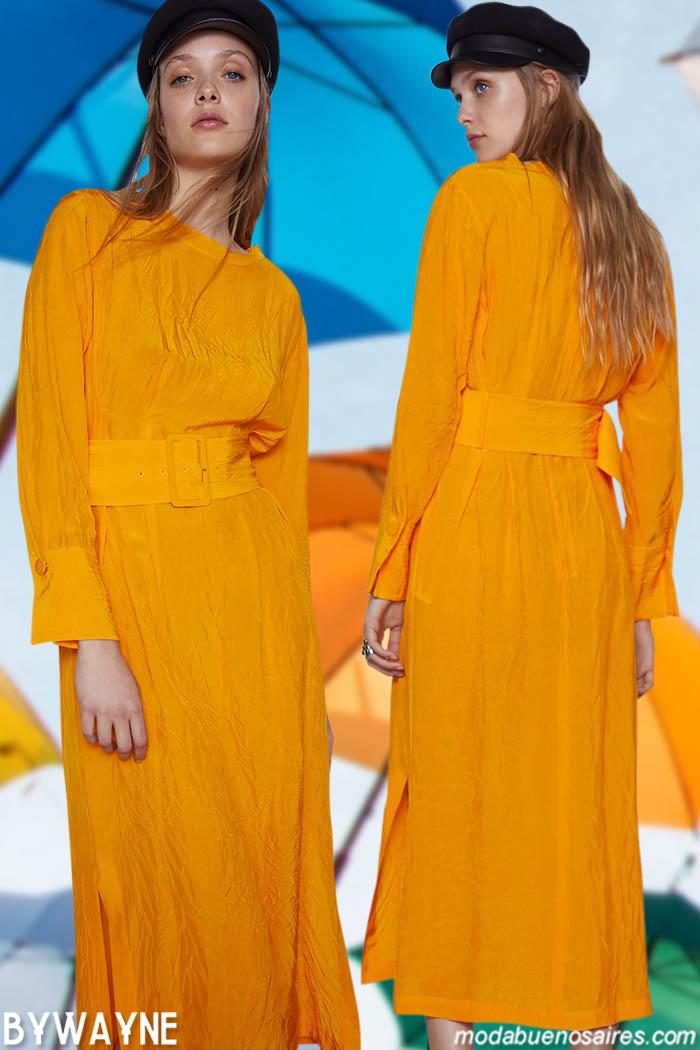 maxifaldas verano 2021 ropa de moda