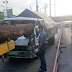 Driver died after log crushes in to his truck in Valenzuela road accident