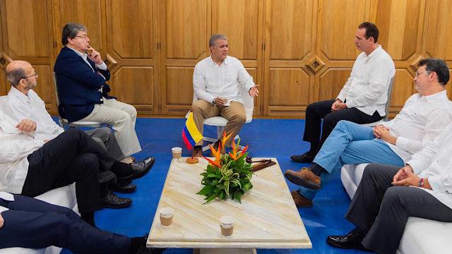 Duque: la Cidh debería pedir una investigación formal contra Maduro