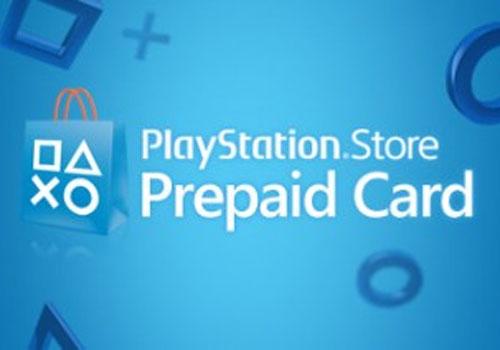 psn prepaid card