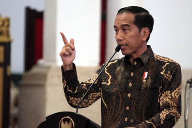 HMI Pimpinan Abdul Muis Beberkan 5 Dosa Jokowi, Salah Satunya Pembungkaman Pendapat