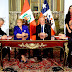 PRIMER GABINETE BINACIONAL PERÚ-CHILE CONCLUYE CON MÁS DE 100 ACUERDOS