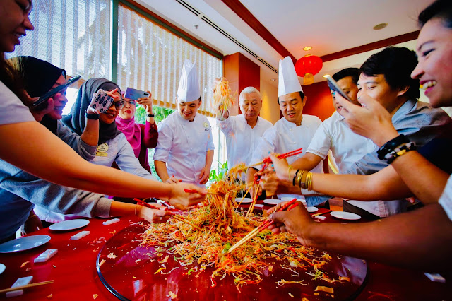 Celebrate Auspicious Beginnings With Sutera Harbour Resort