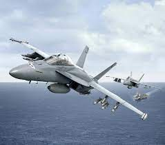 Message to Beijing: This Super Hornet Loves to jump