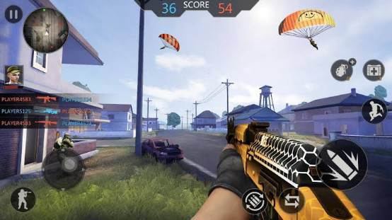 Cover strike mod apk gameplay