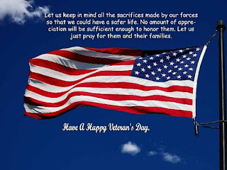 Happy Veterans Day Food, date, meaning {2017}