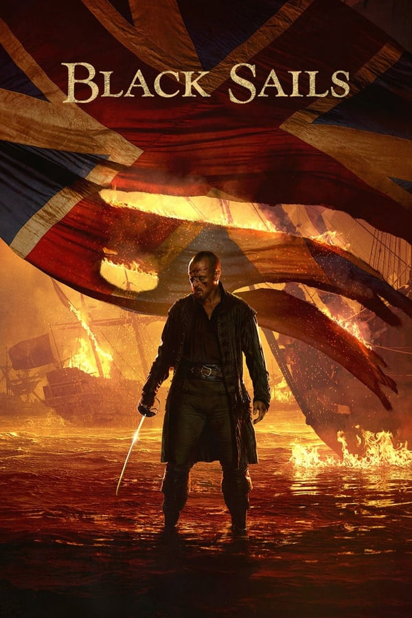 Descargar Black Sails Latino HD Serie Completa por MEGA