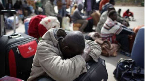 Stranded Ghanaians In Kurdistan Plead With Ghanaian Government To Help In Their Evacuation