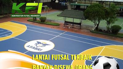 Lantai Futsal Terbaik Banyak Diminati Orang