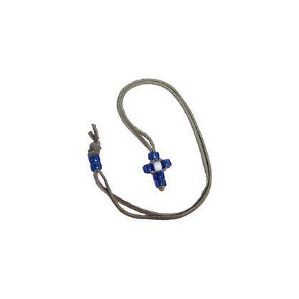 Beaded Cross Necklace