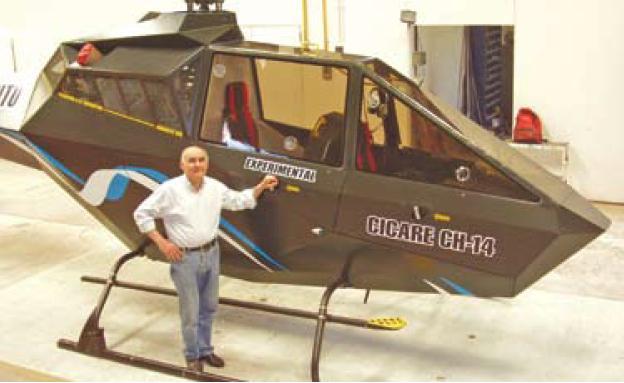 Resultado de imagen para Cicaré CH-14