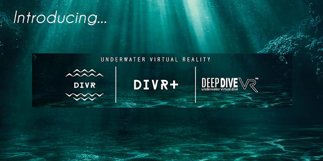 DIVR snorkeling