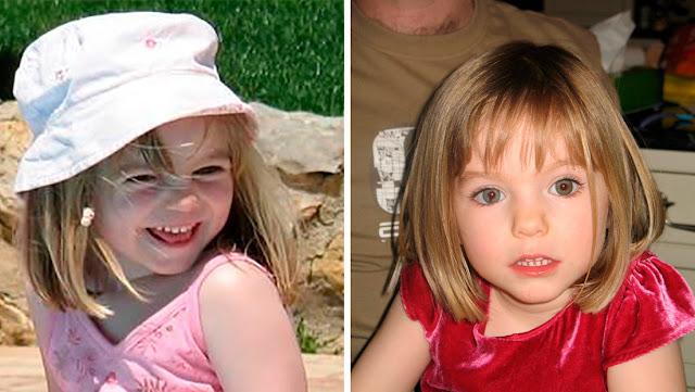 Identifican a un nuevo sospechoso en el caso de la desaparición de la niña Madeleine McCann en 2007