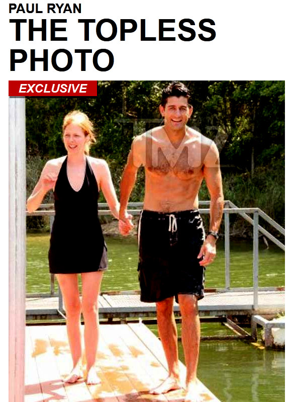 Share your paul ryan shirtless think, that
