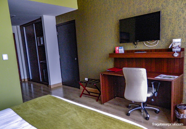 Apartamento do Best Western Plus Panama Zen Hotel, Cidade do Panamá