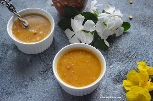 Channa Dal Payasam Recipe