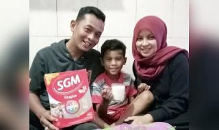 Tetap Sehat Menyambut Ramadhan saat Pandemi bersama Mombassador SGM Eksplor dan Anak Generasi Maju