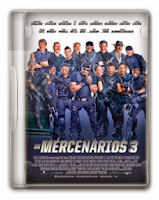 Os Mercenários 3 – BDRip AVI Dual Áudio + RMVB Dublado
