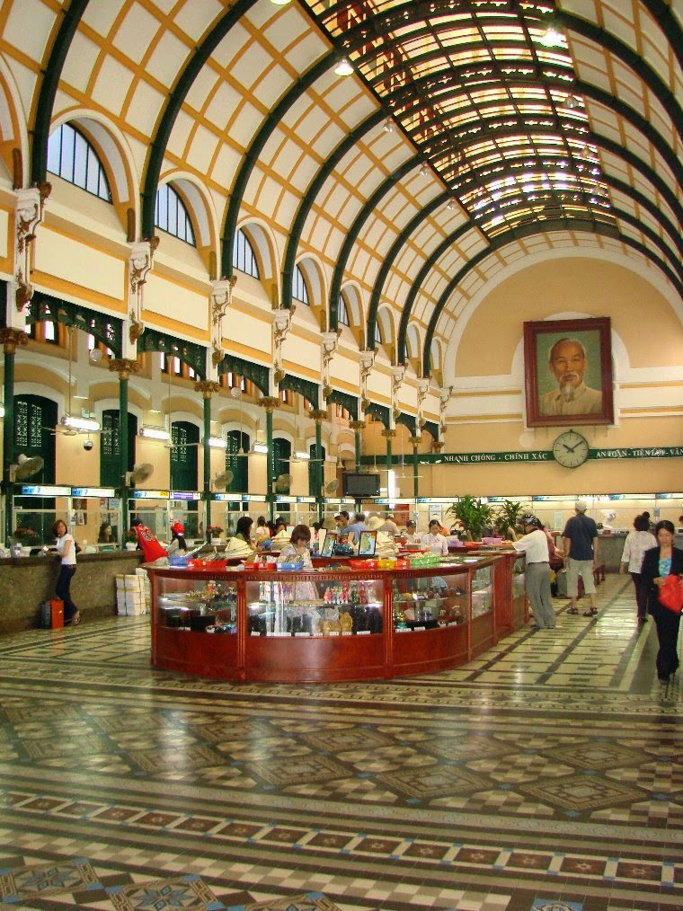 Ho Chi Minh city: The country's cultural and tourist center 29