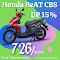 Honda BeAT CBS