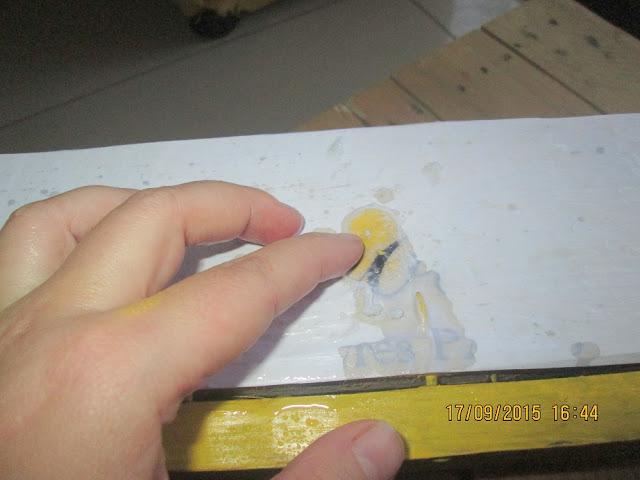 IMG 0084 - איך מכינים מדף ממשטח פריקה?