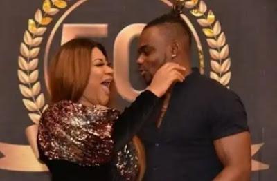 Nkechi Blessing And Ex-boyfriend, Adeyemi Sheath Their Swords