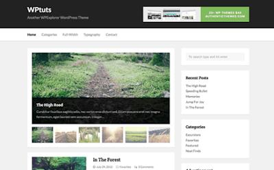 WPTuts WordPress Theme