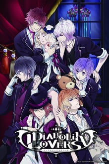 Diabolik Lovers 1ª Temporada (2018) Torrent – WEB-DL 720p | 1080p Dublado / Dual Áudio Download