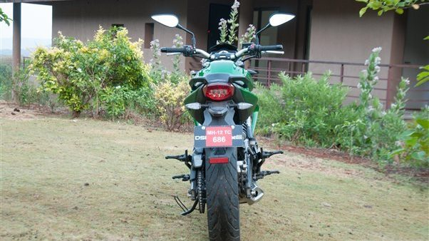 Benelli TNT 300 Pictures Gallery