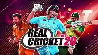 Real cricket 20 download Apk for Android