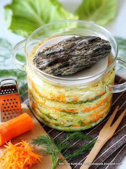 mloda kapusta, kapustka, szatkowanie, kiszenie warzyw, kiszonki, dodatek do obiadu, surowka, warzywa, jak zakisic, zrob to w domu