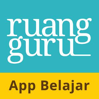 Aplikasi Belajar Online - Ruangguru