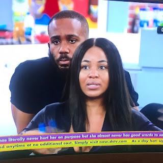 BBNaija: Kiddwaya's Reaction When He Saw Erica Massaging BrightO | BBNaija Videos Clips