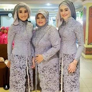 baju kurung batik crepe