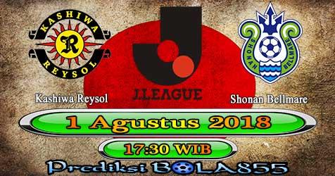 Prediksi Bola855 Kashiwa Reysol vs Shonan Bellmare 1 Agustus 2018