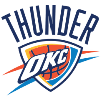 Logo NBA Team Oklahoma City Thunder